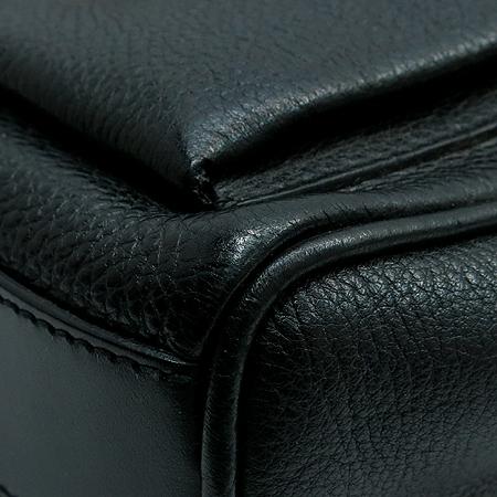 Ferragamo(페라가모) 24 5016 블랙 레더 투포켓 남성용 서류 가방 토트백