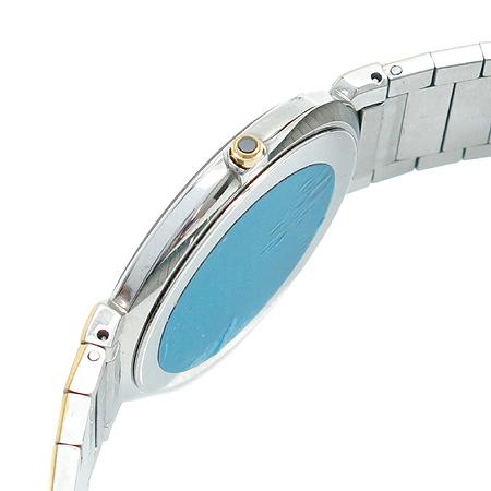 LASSALE (라셀) 라운드 스틸 남성용 시계