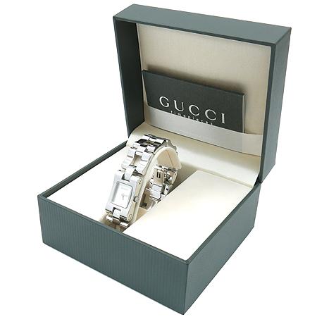 Gucci(구찌) 2305L 은장 체인 스틸 여성용 시계