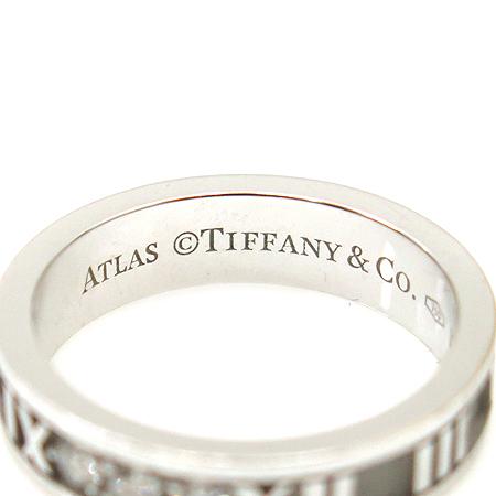 Tiffany(Ƽ�Ĵ�) 18K ȭ��Ʈ��� ��Ʋ�� 3P ���̾� ���� - 9ȣ