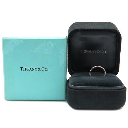 Tiffany(티파니) Lucida(루시다) PT950(플래티늄) 3mm 반지 - 5.5호