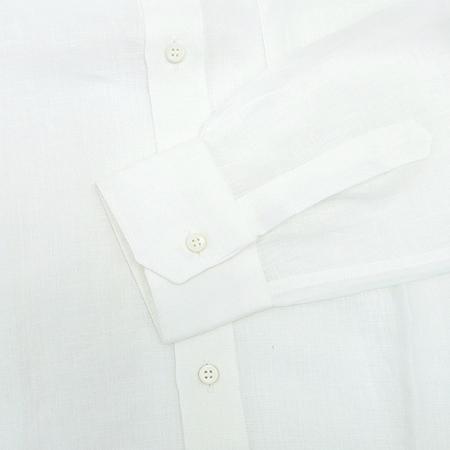 Zegna(제냐) 화이트컬러 린넨 셔츠 [부산센텀본점]