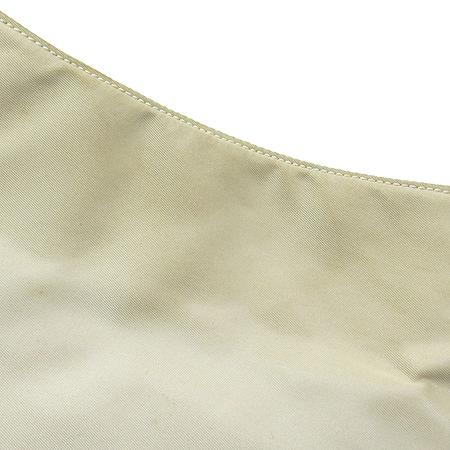 Prada(프라다) B8924 측면 은장 로고 장식 패브릭 숄더백