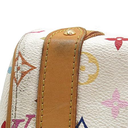 Louis Vuitton(루이비통) M40096 모노그램 멀티컬러 화이트 프리실라 토트백 [강남본점] 이미지5 - 고이비토 중고명품