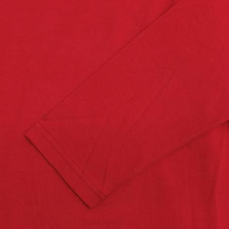 Zegna(제냐) 라이트레드컬러 라운드넥 티 이미지3 - 고이비토 중고명품