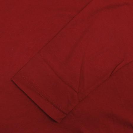 Zegna(제냐) 레드컬러 라운드넥 티 [대구반월당본점] 이미지5 - 고이비토 중고명품