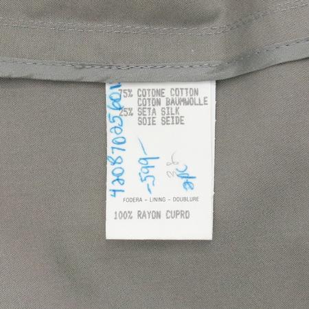Gucci(구찌) 브라운 컬러 실크 혼방 자켓