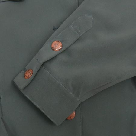 UVA(우바) 카키 컬러 자켓