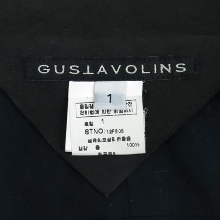 Gustavolins(구스타보린스) 베이지컬러 민소매 코트 (허리끈SET)