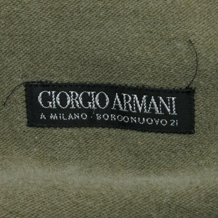GIORGIO ARMANI(조르지오 아르마니) 베이지컬러 점퍼