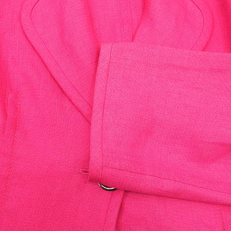 FERRE(페레) 핑크컬러 파워숄더 마 자켓