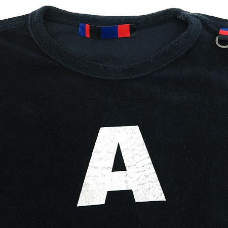 A6(에이식스) 블랙컬러 반팔 티 이미지3 - 고이비토 중고명품