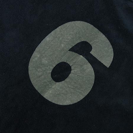 A6(에이식스) 블랙컬러 반팔 티 이미지5 - 고이비토 중고명품