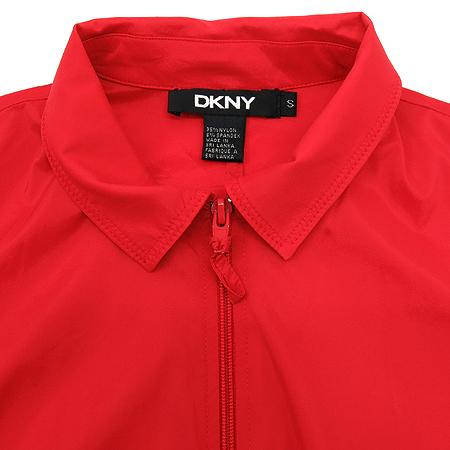 DKNY(도나카란) 스칼렛컬러 집업 나시