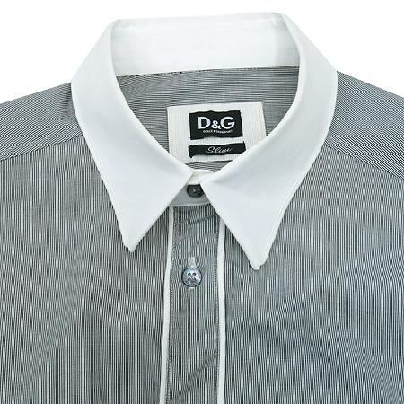 D&G(돌체&가바나) 스트라이프 남방 이미지2 - 고이비토 중고명품