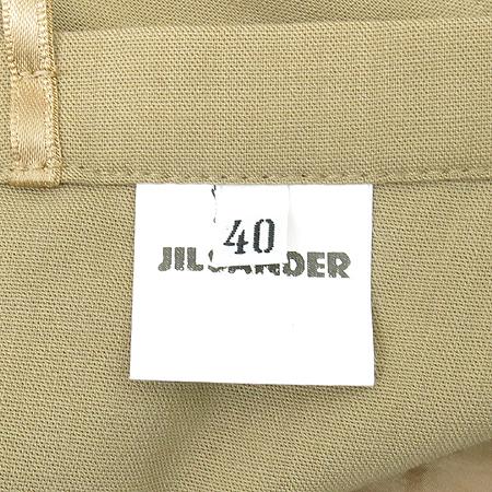 Jilsander(질샌더) 베이지컬러 정장 이미지7 - 고이비토 중고명품