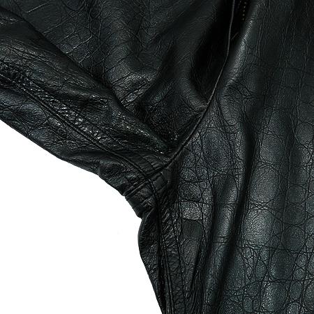 Dior(크리스챤디올) 양가죽 바지 (배색:실크100)