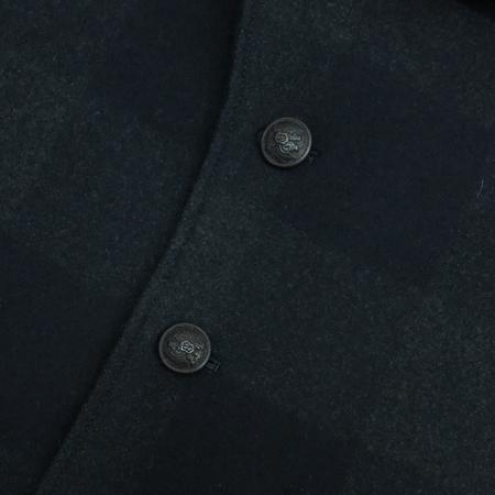 Paul Smith(폴스미스) 블럭 체크 반 코트 이미지5 - 고이비토 중고명품