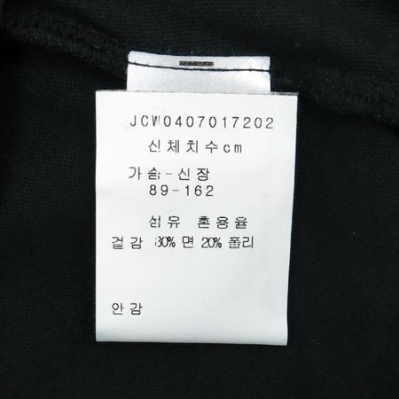 JUICY COUTURE(쥬시 꾸뛰르) 블랙컬러 티
