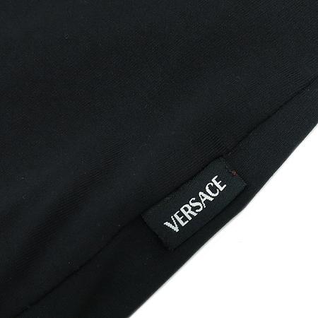 Versace(베르사체) SPORT 블랙컬러 브이넥 반팔티