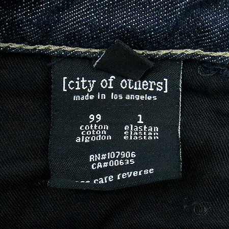 city of others(��Ƽ����ƴ���) û���� (MADE IN U.S.A)