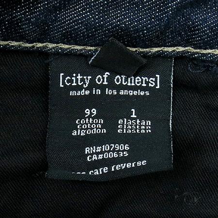 city of others(씨티오브아더스) 청바지 (MADE IN U.S.A)