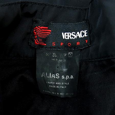 Versace(베르사체) SPORT 블랙컬러 트레이닝 바지