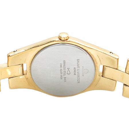 Baume&Mercier(보메메르시에) LINEA 금장 스틸밴드 여성용시계