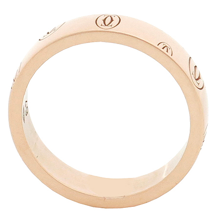 Cartier(까르띠에) 18K(750) 골드 해피버스데이 반지- 9호