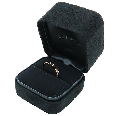 Tiffany(티파니) 18K(750) 옐로우 골드 TIFFANY & CO. 3포인트 다이아 반지 - 14.5호 [명동매장]