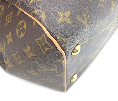 Louis Vuitton(���̺���) M40144 ���� ĵ���� Ƽ���� GM ����� [�д����]