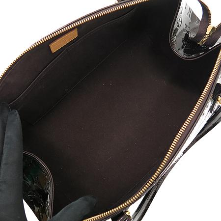 Louis Vuitton(루이비통) M91489 모노그램 베르니 아마랑뜨 쉐어우드 GM 토트백 [압구정매장]