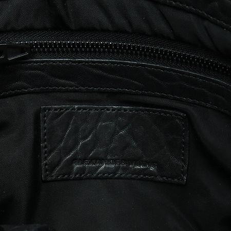Alexander Wang(알렉산더 왕) 블랙 레더 디에고 부켓 스터드 장식 숄더 겸 크로스백