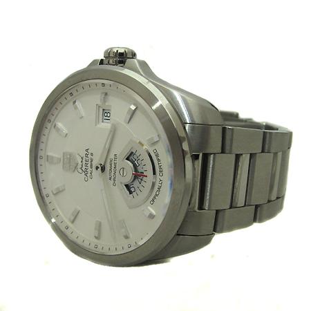Tag Heuer(태그호이어) WAV511B BA0900 GARND CARRERA (그랜드 카레라) 오토매틱 스틸 남성용 시계 [부천 현대점]