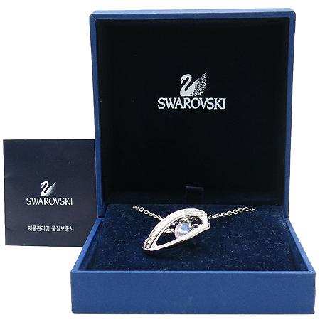 Swarovski(스와로브스키) N933555 하트 장식 팬던트 목걸이