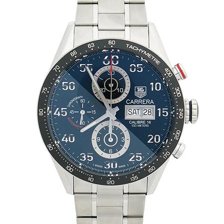 Tag Heuer(태그호이어) CV2A10 BA0796 CARRERA(카레라) 크로노 그래프 오토메틱 스틸 남성용 시계