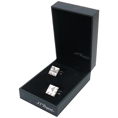Dupont(듀퐁)  CC5222 다이아몬드 헤드 커프스링크 [압구정매장] 이미지5 - 고이비토 중고명품