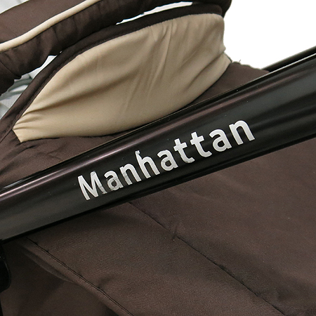 HAUCK (호크) MANHATTAN (맨하탄) 유모차