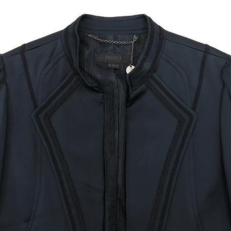 JIGOTT(지고트) 네이비컬러 숏 자켓