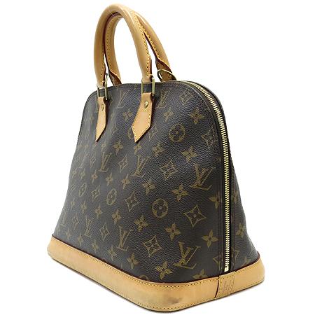 Louis Vuitton(루이비통) M51130 모노그램 캔버스 알마 PM 토트백