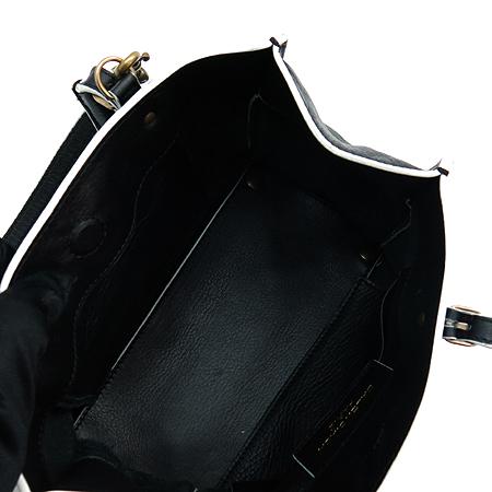 Balenciaga(발렌시아가) 305572 블랙 화이트 투톤 미니 모터 토트백 + 스트랩[인천점]