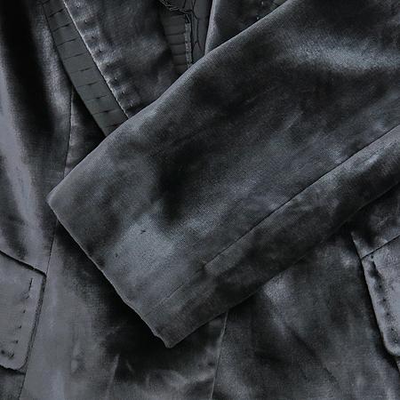 ANACAPRI(아나카프리) 그레이컬러 벨벳 자켓 이미지3 - 고이비토 중고명품