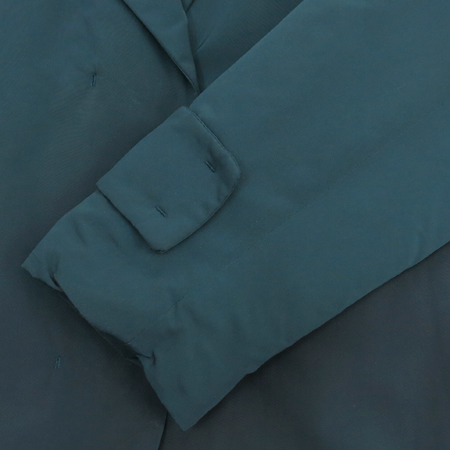 MOGG(모그) 그린컬러 코트