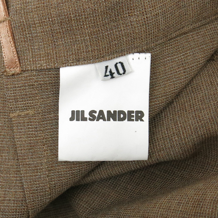 Jilsander(질샌더) 베이지컬러 정장