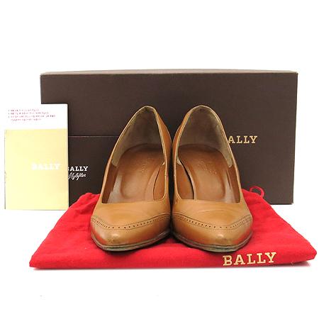 Bally(발리) 브라운 래더 여성용 구두