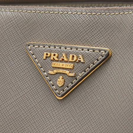 Prada(프라다) BN1786 ARGILLA(아르질라) 사피아노 레더 럭스 토트백 [명동매장] 이미지4 - 고이비토 중고명품