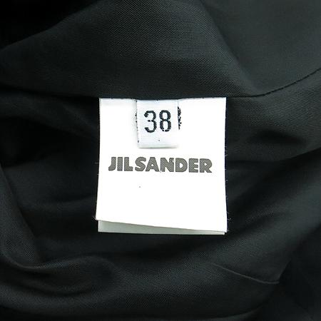 Jilsander(질샌더) 카키, 블랙컬러 해링본 자켓