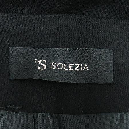 SOLEZIA(쏠레지아) 블랙컬러 스커트