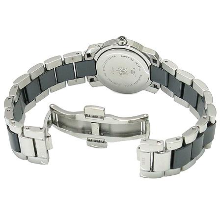 TISSOT(티쏘) T064.210.22.056.00 스틸 세라믹 콤비 여성용 시계 [명동매장]