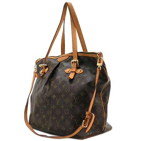 Louis Vuitton(���̺���) M40146 ���׷� ĵ���� �ȷ��� GM 2WAY